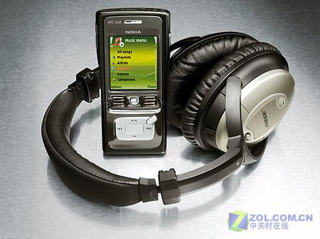 8GB容量王者诺基亚智能音乐机N91评测