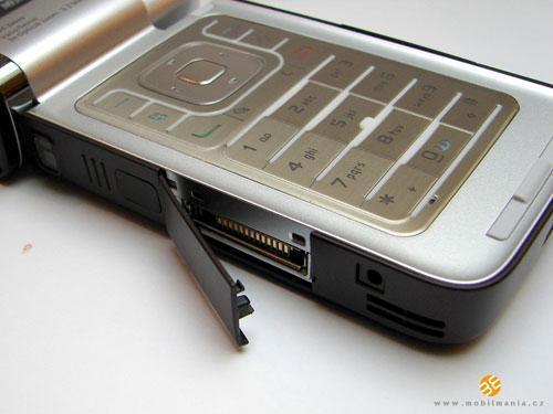 320万像素诺基亚镜面折叠机N93i图赏(4)