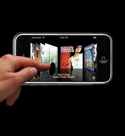 谜底揭晓 苹果官方站点iPhone预览