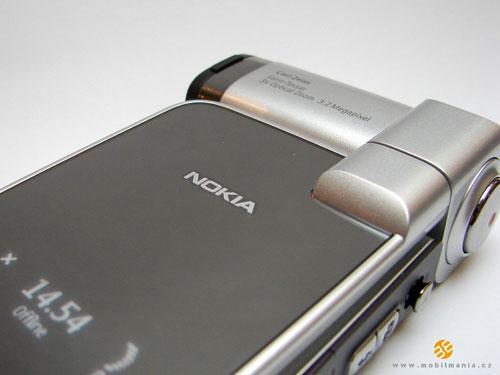 320万像素诺基亚镜面折叠机N93i图赏(7)