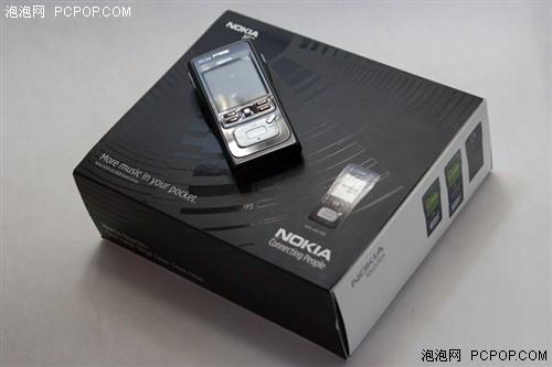 8GB存储器诺基亚N91酷黑音乐版到货