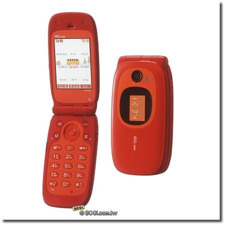 安全第一auKDDI推出小朋友专用手机