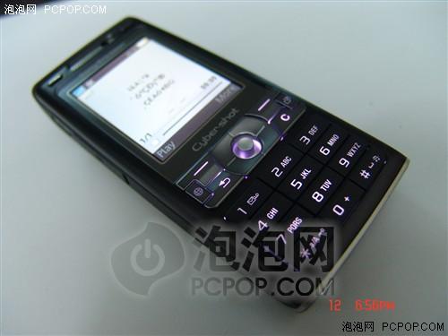 专业级拍照手机索爱K800c欧版售价2490元