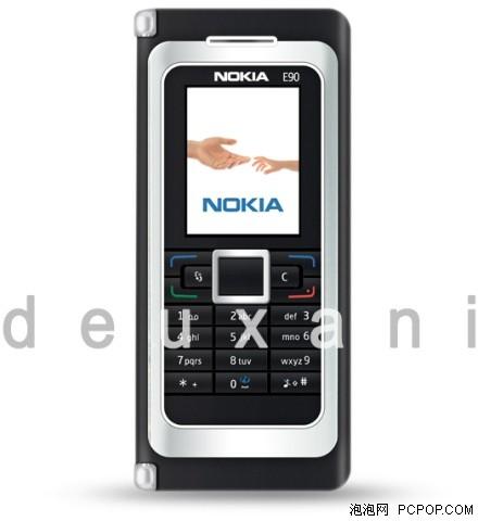 3GSM:天骄新一代诺基亚E90即将发布