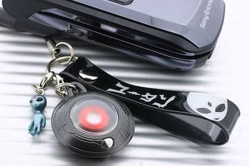 日本人手机上挂什么?奇异日式手机链