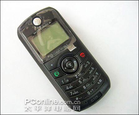 简单手机最超值!摩托罗拉C119仅199