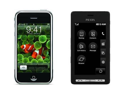 无间道风云:iPhone竞争对手大分析