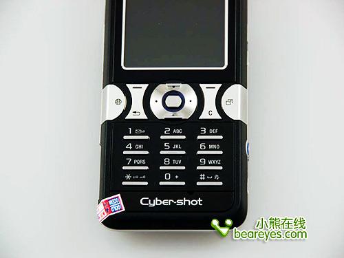 低价Cyber-Shot!索爱K550手机拍照风