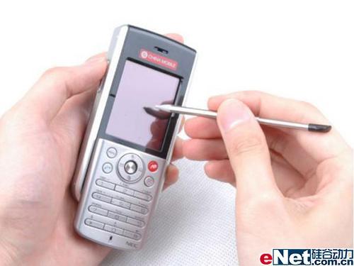 另类滑盖手写机NEC下滑盖N630跌破七百
