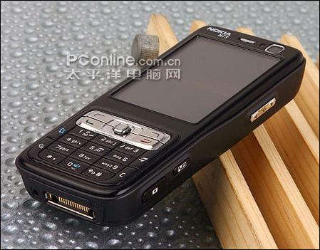 黑色素装!诺记320W像手机N73最低价