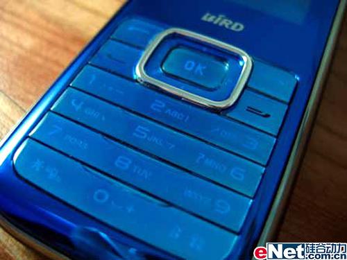 冰爽美人波导低端镜面手机D615卖999
