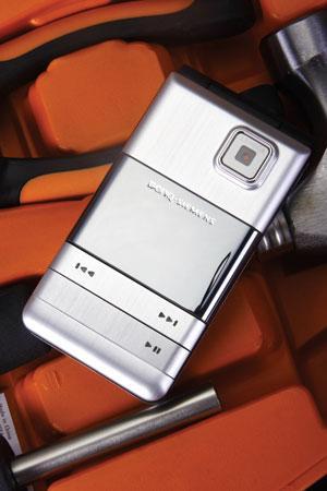金属男人明基西门子发布EL71与EF71新机