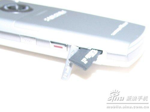 靓丽佳人三星商务手写手机E898评测(12)