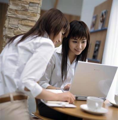 科技时代_江湖闯荡多年 女网友用笔记本十句忠言