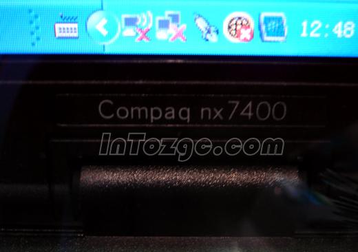 惠普高端双核商务NX7400上架仅13999