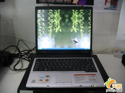 双核新军三星R55笔记本电脑11800元
