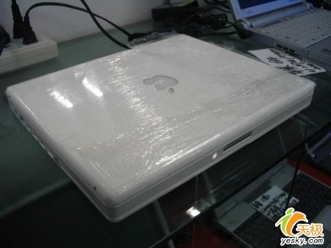 精品!苹果G4笔记本电脑现身2手市场