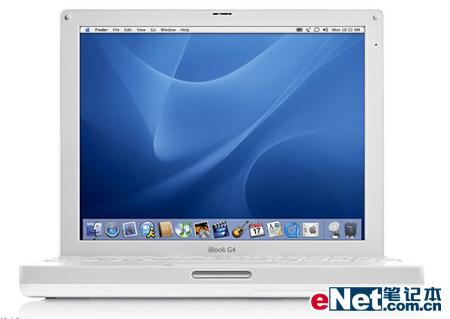 苹果iBookG4昔日公主今日6000搞定