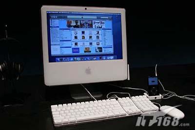 [北京]苹果 imac双核电脑16800元上市_笔记本_科技
