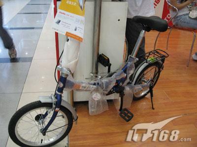 [北京]买东芝笔记本送山木折叠自行车