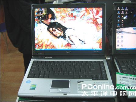 14寸镜面宽屏显示,ACER3604仅售4999
