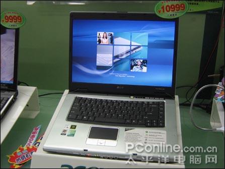 宏基T2400+7600顶级配置笔记本破万元