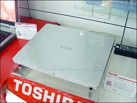 送40G移动盘东芝20周年纪念本本6499元