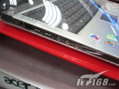 宏基不到2Kg1.73G无线笔记本仅6600元