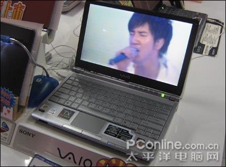 索尼超轻薄新品TX46笔记本售15488元