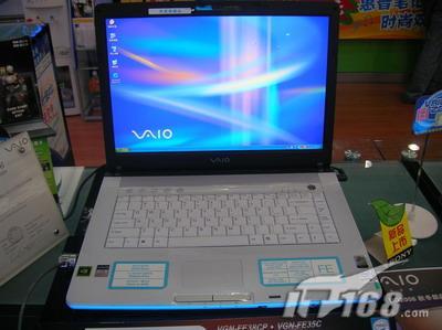 索尼酷睿2游戏笔记本FE35C降价2千元