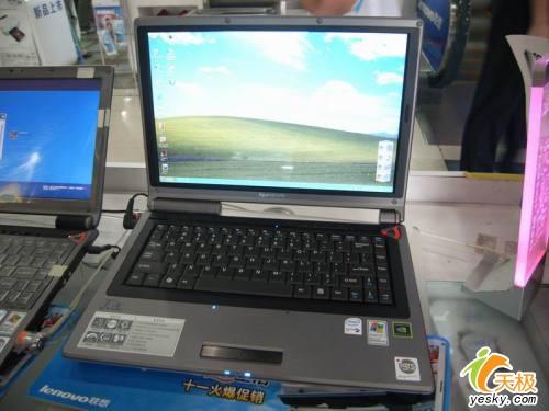 疯狂联想酷睿2独显F40笔记本竟卖8999