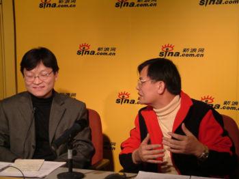 总裁在线(1):创维董事长黄宏生作客新浪(实录1)