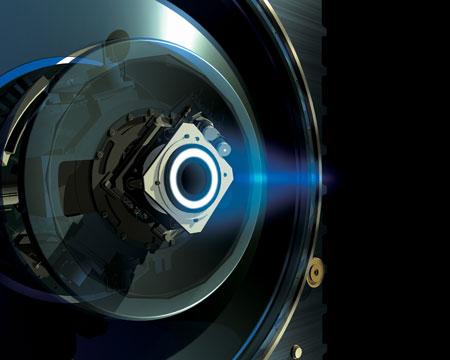 科技时代_新闻背景:SMART-1探测器的太阳能离子发动机
