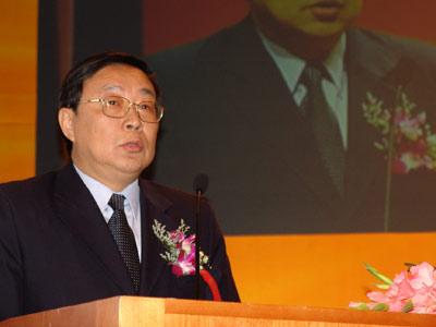 科技时代_图文:深圳市副市长刘应力在会场发表讲演