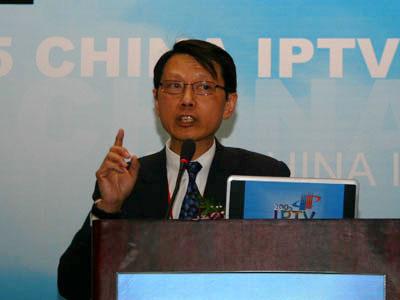 科技时代_上海贝尔阿尔卡特副总裁林滨发言