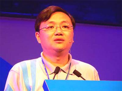 科技时代_图文:联想营销部总经理刘旦先生讲话