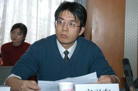 科技时代_图文:方兴东称利益就是衡量3G的唯一标准