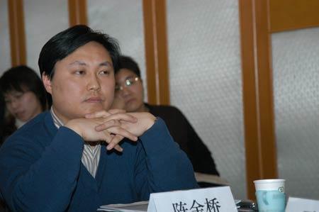 科技时代_图文:陈金桥称3G评测首先要测成本效益
