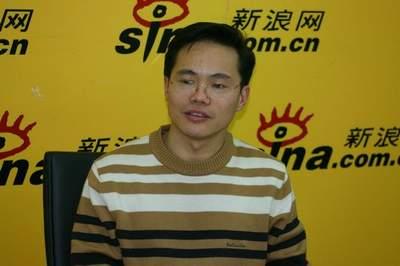计世集团总裁刘九如26日网聊盛大购股实录全文