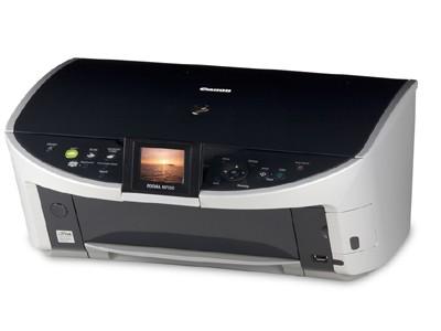 图文:佳能多功能数码打印机mp500发布