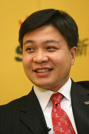 科技时代_联想陈绍鹏:我和中国区对联想负有两大使命