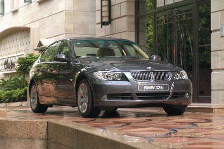 科技时代_中国年度最佳产品设计:全新宝马3系轿车