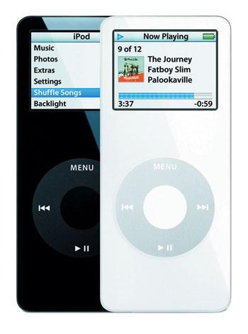 科技时代_中国年度最佳产品设计:苹果iPod nano