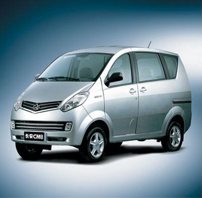 科技时代_中国年度最佳产品设计:长安CM8多功能车