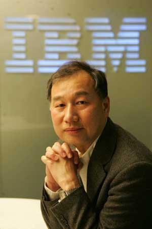 科技时代_IBM中国开发中心高级工程师、IBM院士王云先生