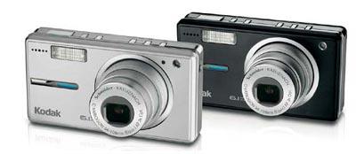 科技时代_柯达V603卡片相机全面上市