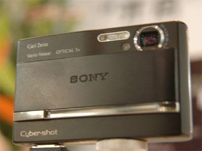 科技时代_直击P&E2006:索尼家用数码相机