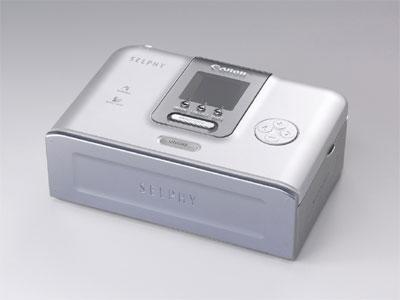 科技时代_更完备的迷你照片冲印室 佳能发布直接照片打印机