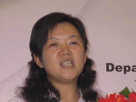 科技时代_图文:网通企业信息化部规划处处长娄瑜演讲