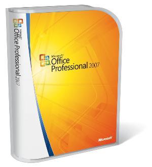 微软公开VistaOffice2007最终包装靓丽抢眼